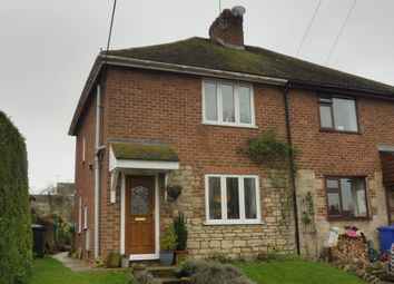 Thumbnail 3 bed semi-detached house for sale in Stratford Road, Cosgrove, Milton Keynes