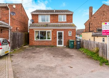 Thumbnail 3 bed detached house for sale in Brook Lane, Barrow Upon Soar, Loughborough