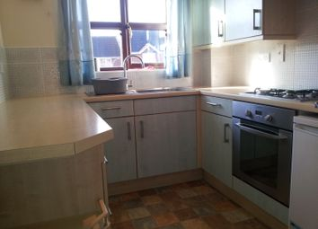 Thumbnail 1 bed town house to rent in Verona Avenue, Colwick, Nottingham