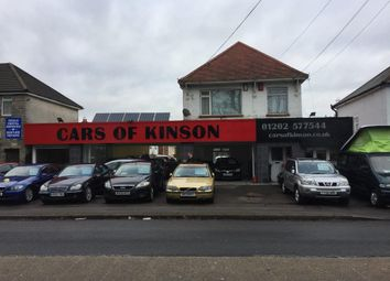 Thumbnail Parking/garage for sale in 1529/1529A Wimborne Road, Kinson, Bournemouth