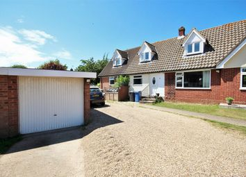 Thumbnail 5 bed property for sale in Ash Rise, Nayland, Colchester
