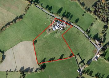 Thumbnail Farm for sale in Over Alderley, Cheshire