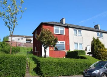 Thumbnail 2 bed end terrace house for sale in Old Inverkip Road, Greenock, Inverclyde