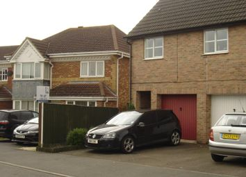 Thumbnail 1 bed semi-detached house to rent in Merlin Way, Bicester