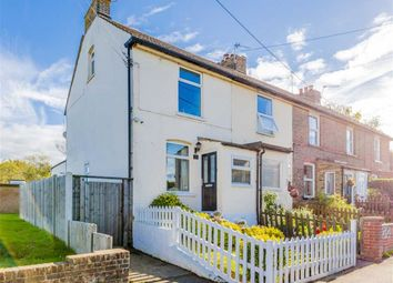 Thumbnail 2 bed end terrace house for sale in The Street, High Halstow, Rochester