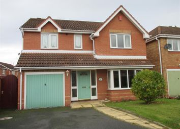 Thumbnail 4 bed detached house to rent in Brandon Avenue, Admaston, Telford