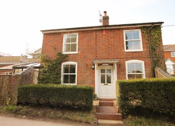 Thumbnail 3 bed detached house for sale in Broughton, Stockbridge, Hampshire