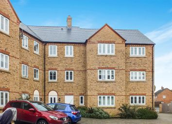 Thumbnail 1 bed flat for sale in Kings Lane, St. Neots