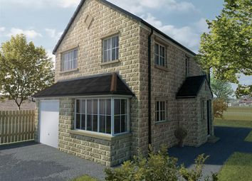 Thumbnail 4 bed detached house for sale in Thackley Grange, Bradford