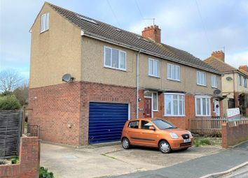 Thumbnail 5 bed semi-detached house for sale in Dennis Road, Weymouth