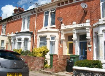 Thumbnail 3 bedroom terraced house to rent in Oliver Road, Southsea