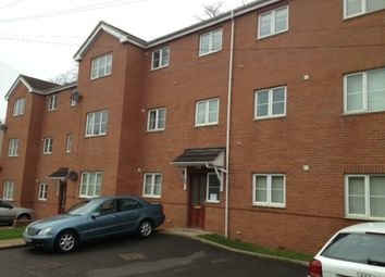 Thumbnail 1 bed flat to rent in Abberley Street, Dudley