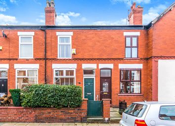 Thumbnail 2 bed terraced house for sale in Reservoir Road, Stockport