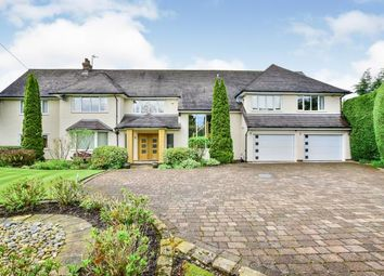 Thumbnail 5 bed detached house for sale in Bow Green Road, Bowdon, Altrincham, Greater Manchester