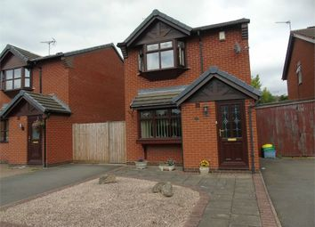 Thumbnail 3 bed detached house for sale in Coldstream Close, Hinckley, Leics