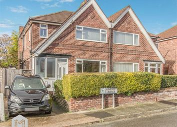 Thumbnail 3 bed semi-detached house for sale in Ashcroft Avenue, Salford, Greater Manchester