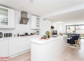 Thumbnail 4 bedroom terraced house to rent in Somerset Road, London