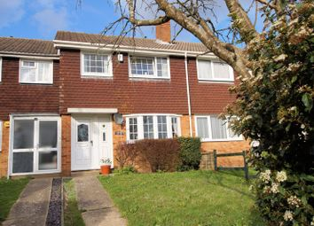 Thumbnail 3 bed terraced house for sale in Dore Avenue, Portchester, Fareham