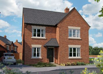 "Thumbnail 4 bed detached house for sale in ""The Hampton"" at Haygate Road, Wellington, Telford"