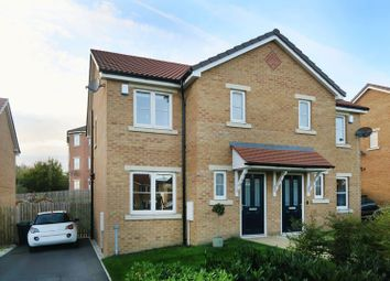 Thumbnail 3 bed semi-detached house for sale in Phoenix Way, Gildersome, Morley, Leeds