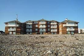 Thumbnail 3 bed flat to rent in Strand Court, Sea Road, Rustington