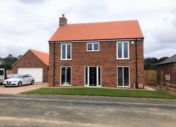 Thumbnail 4 bed detached house for sale in Main Road, Maltby Le Marsh, Alford