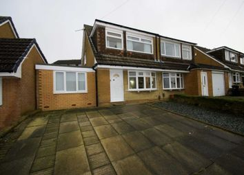 Thumbnail 4 bed semi-detached house for sale in Pennine Road, Horwich, Bolton