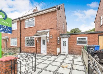 Thumbnail 2 bed semi-detached house for sale in Dovedale Road, Ashton-In-Makerfield, Wigan