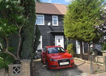 Thumbnail 3 bed terraced house for sale in Montrose Avenue, Burnt Oak