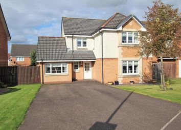 Thumbnail 4 bed detached house for sale in Atholl Court, Law, Carluke
