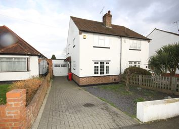 Thumbnail 2 bed semi-detached house for sale in Footbury Hill Road, Orpington