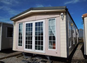 Thumbnail 2 bedroom mobile/park home for sale in Pensarn, Pensarn