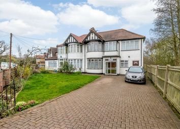 Thumbnail 4 bed semi-detached house for sale in Wood End Road, Harrow, Greater London
