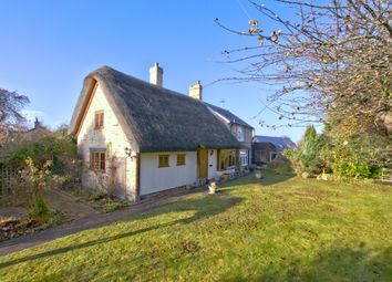Thumbnail 3 bed detached house for sale in High Street, Fowlmere, Royston