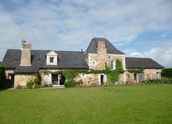 Thumbnail 4 bed farmhouse for sale in Chateauneuf Sur Sarthe, Châteauneuf-Sur-Sarthe (Commune), Châteauneuf-Sur-Sarthe, Segré, Maine-Et-Loire, France