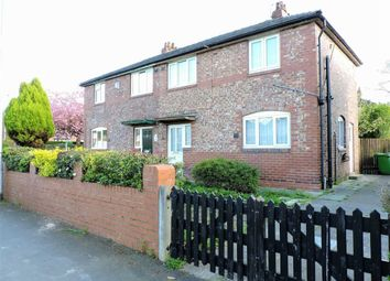 Thumbnail 3 bed semi-detached house for sale in Mouldsworth Avenue, Withington, Manchester