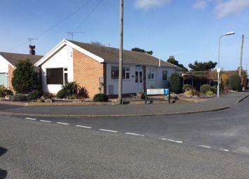 Thumbnail 2 bed bungalow for sale in Llwyn Onn, Abergele