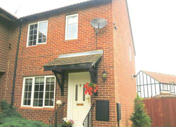 Thumbnail 3 bed terraced house to rent in Ennerdale Close, Feltham