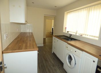 Thumbnail 2 bed end terrace house to rent in Wellington Street, Lemington, Newcastle Upon Tyne