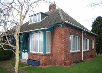 Thumbnail 3 bed detached bungalow for sale in Cheviot View, Ashington