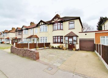 Thumbnail 3 bed semi-detached house for sale in Eastern Avenue East, Romford