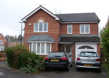 Thumbnail 4 bed detached house to rent in Appleby Avenue, Knaresborough