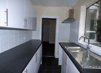 Thumbnail 2 bedroom terraced house to rent in Murhall Street, Stoke-On-Trent, Staffordshire