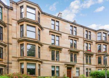 Thumbnail 2 bedroom flat for sale in Doune Quadrant, Botanics, Glasgow