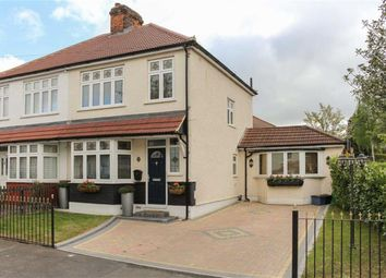 Thumbnail 3 bed property for sale in Roding Avenue, Woodford Green