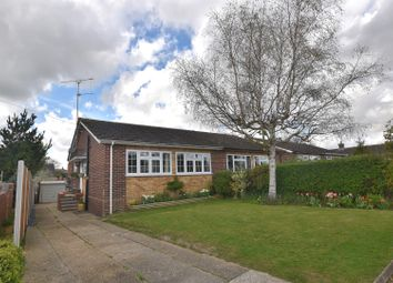 Thumbnail 2 bed semi-detached bungalow for sale in Hearsall Avenue, Chelmsford