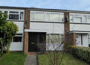 Thumbnail 3 bed terraced house to rent in Osward, Courtwood Lane, Forestdale, Croydon