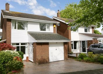 Thumbnail 3 bed property for sale in York Drive, Mickle Trafford, Chester
