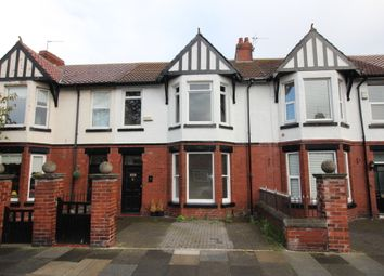 Thumbnail 3 bed terraced house for sale in Granville Avenue, Hartlepool