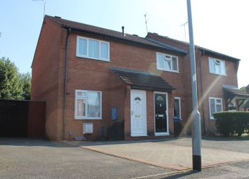 Thumbnail 2 bed end terrace house for sale in Hagley Park Gardens, Rugeley